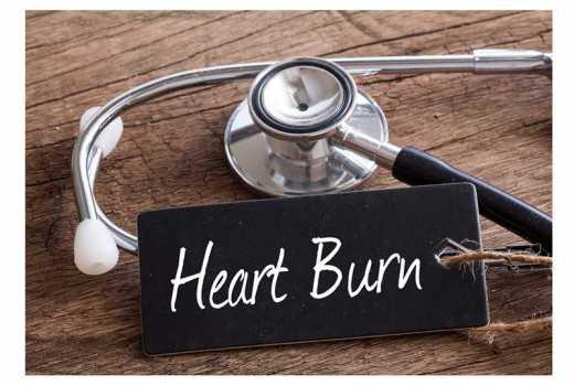 Six ways to get rid of heartburn