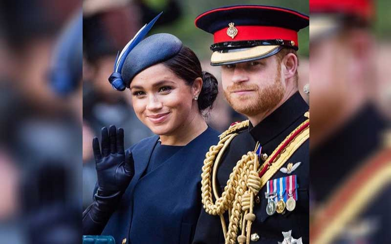 Trooping the colour: Why Meghan Markle's son was absent on the balcony during the celebrations