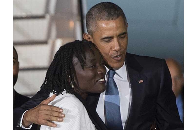 Auma Obama Akinyi Manners