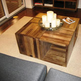 Coffee table trays as a decorative aspect to your home