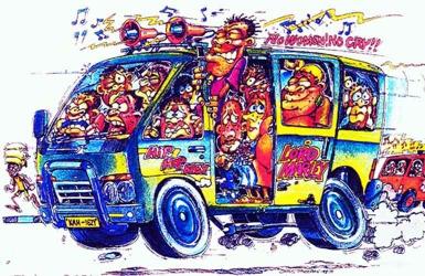 10 Worst habits of Kenyan matatu conductors
