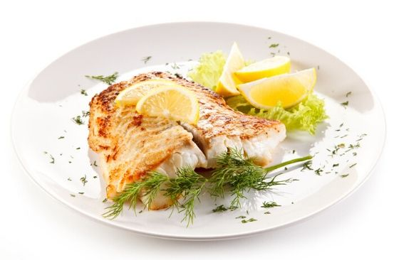 20-minute meals: Lemon-baked fish fillet