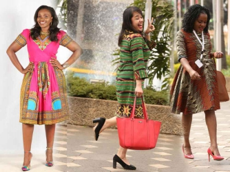 6 Trendy African styles seen at the UNCTAD 14 that you should get.