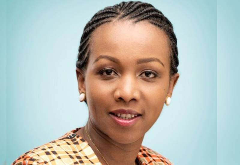 Achieving woman: Visa's Eva Ngigi-Sarwari shares on being a woman in leadership