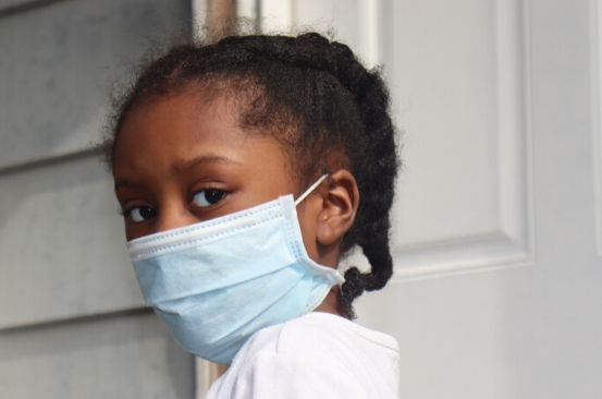 Ask the doctor: Should children also wear masks?