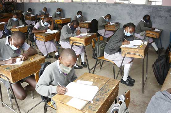 Back to school: Hitches as school tests start