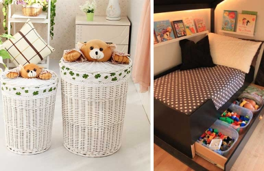 Big or small: How to keep your space tidy effortlessly