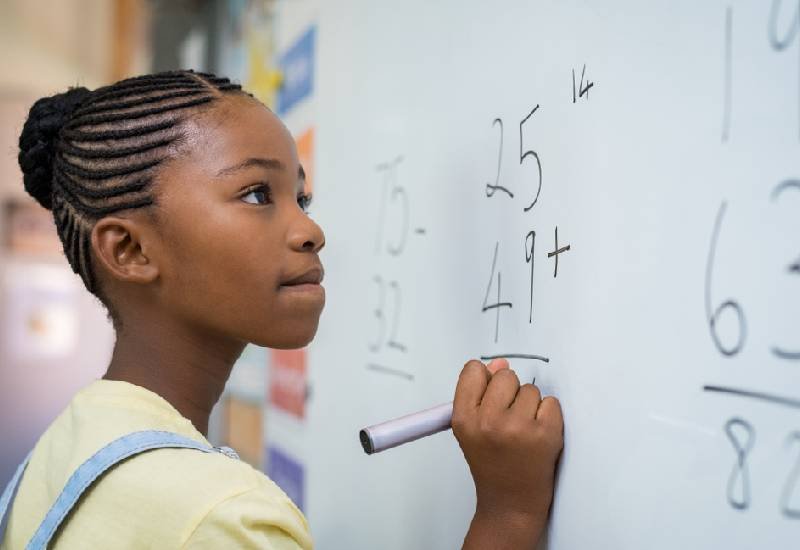 Born without a maths brain? There really is no such thing