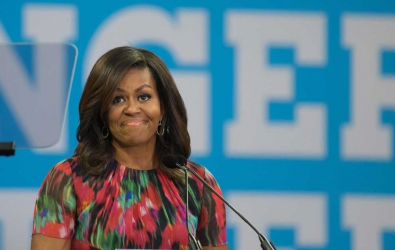 But why? Michelle Obama's thoughts on women who voted for Donald Trump