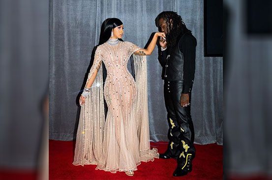 Cardi B files for divorce from husband Offset seeking primary custody and child support