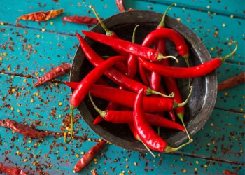 Chili peppers 'help you live longer'