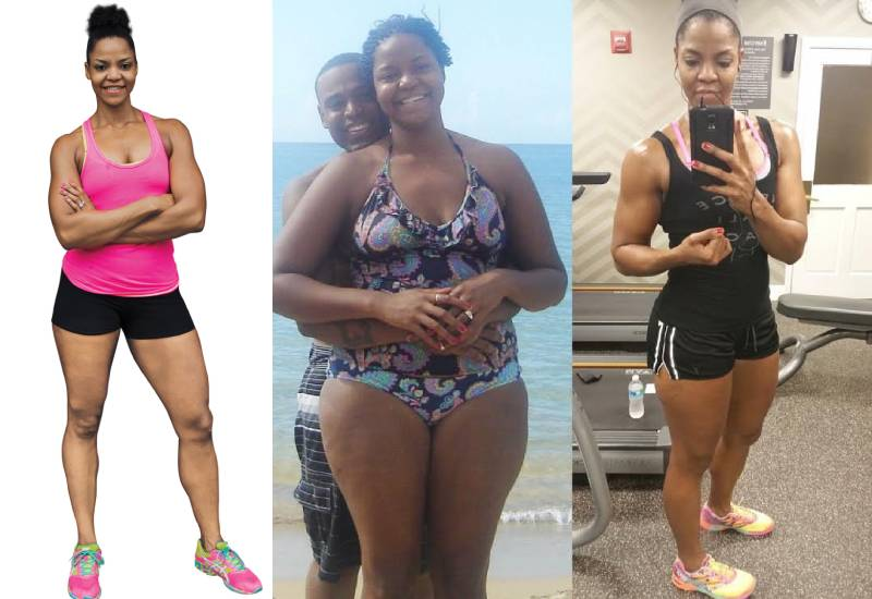 Chrissy King's journey to health