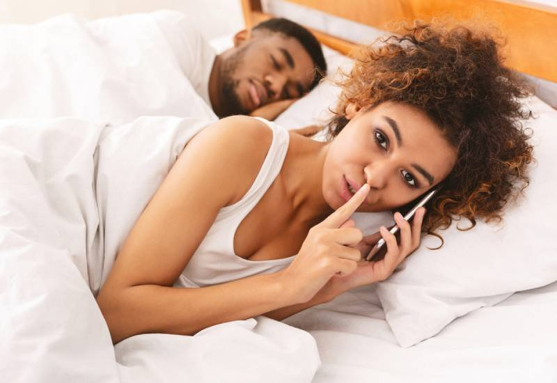 Confessions: 'My girl cheated on me while I was out of town and the guy left me a note'