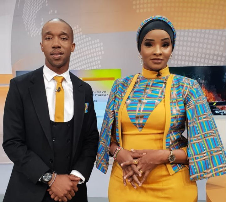 Couple goals: Lulu Hassan and her hubby's matching outfits leaves ...