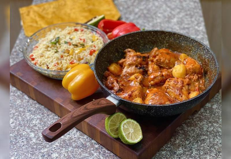 Easy recipe: Thick rich chicken stew