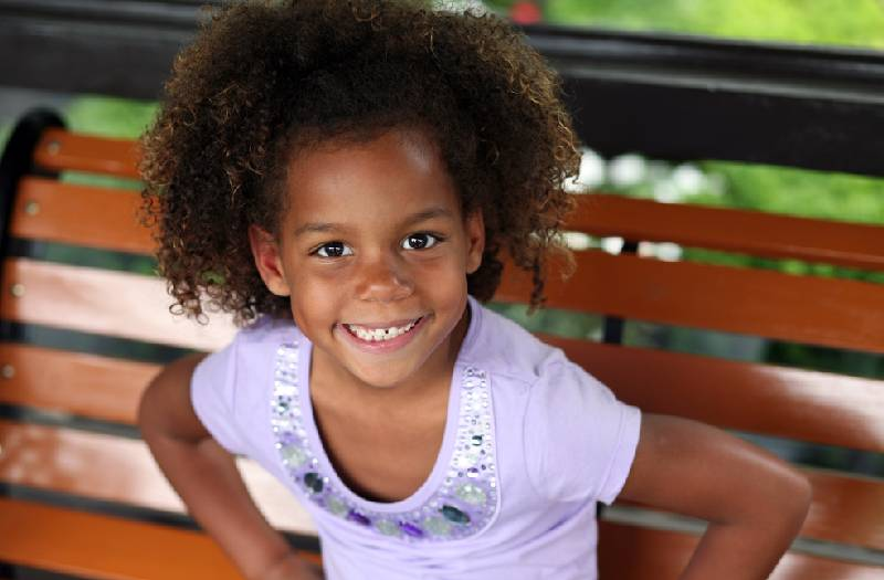 Easy ways to care for your child's natural hair during lockdown