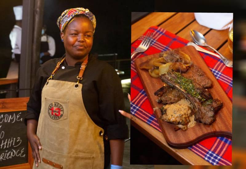#EasyRecipes: Chef Khafafa's art on a plate