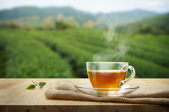 Eight benefits of tea for skin and hair
