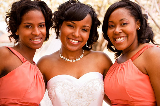 Everything you need to know about having a bridesmaid
