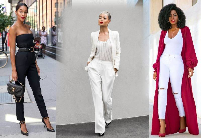 #FashionTips: Five ways to pull off a good monochrome outfit