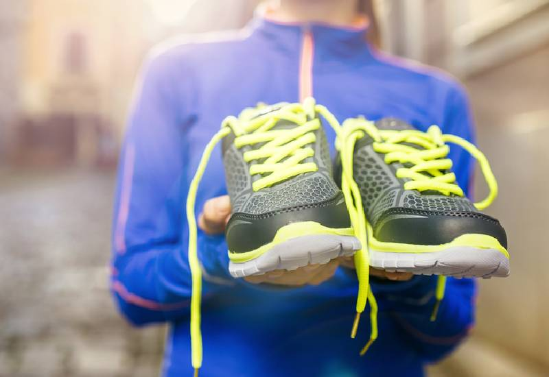 Fitness: How to buy the perfect workout shoes