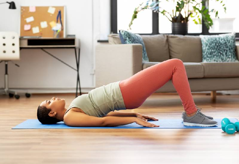 Fitness: Try the 2021 glute challenge