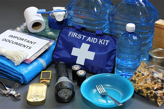 Five reasons why you need an emergency kit in your home and what to include