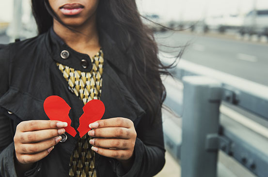 Five things you shouldn't do after a breakup