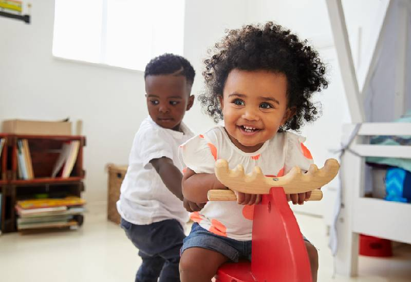 Five tips on how to improve your toddler's behavior