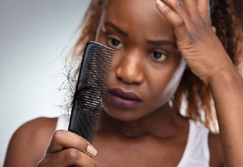 Five ways to reduce hair fall