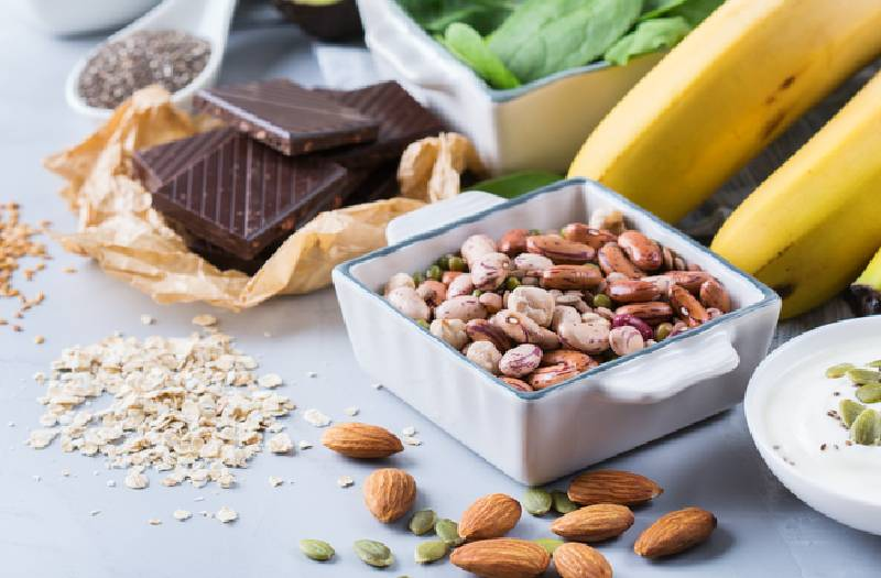 Foods that prevent magnesium deficiency