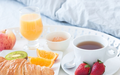 Four foods to eat if you have problems falling asleep