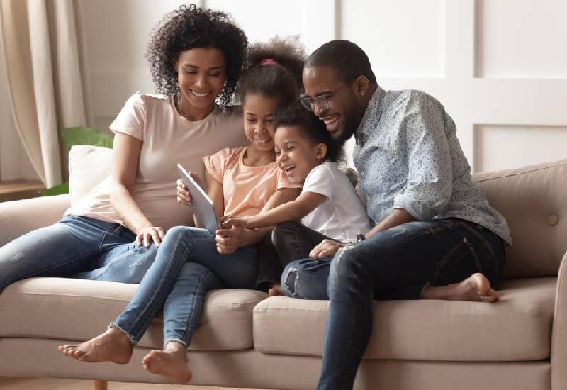 Four skills good parents have
