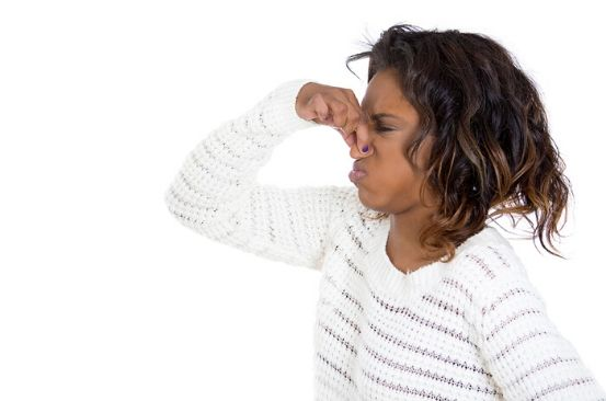 Four things that cause urine to smell