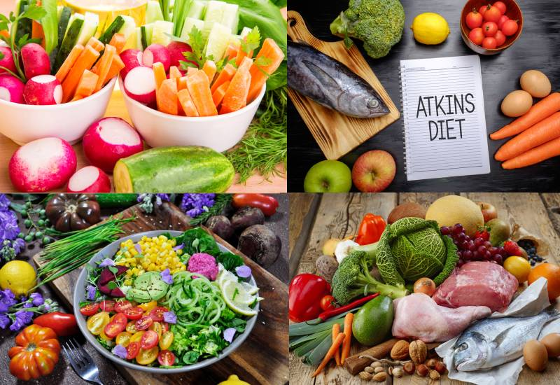 Four types of diets you should know
