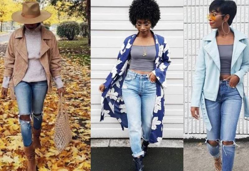 #FridayFashionInspo: Fashion blogger Keke Cameron is the definition of hot and trendy