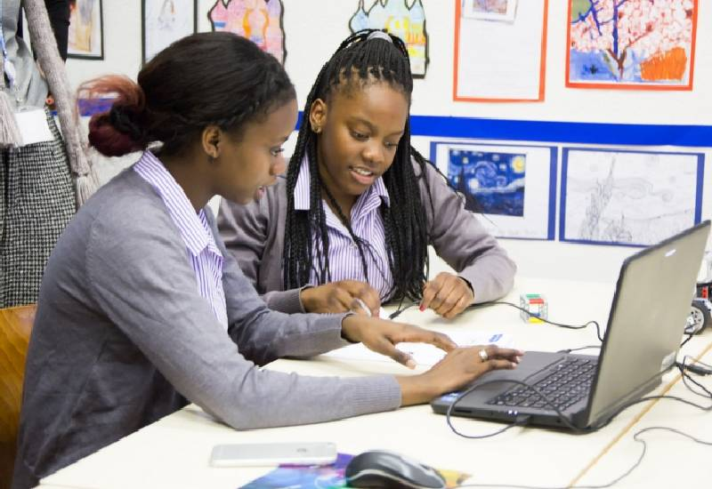 #Girls in ICT Day: Connected girls and creating brighter futures