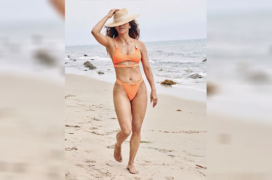 Halle Berry: 54 and ripped
