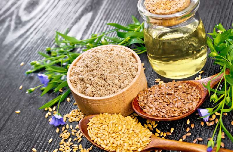 Harness the natural benefits of flaxseed