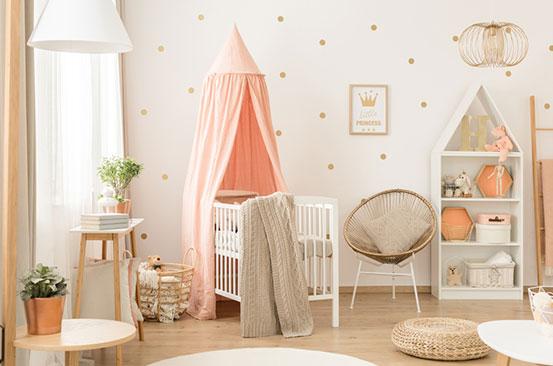 Home style: Nursery decor tips