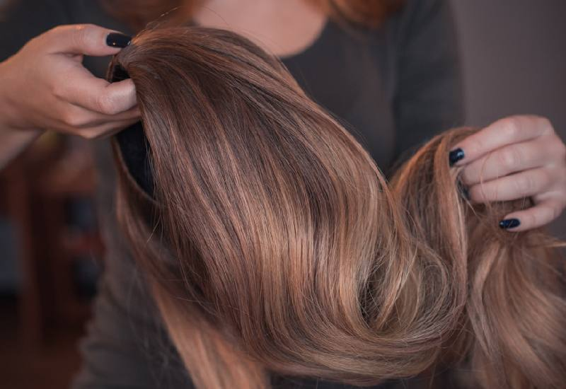 How to prevent your wig from shedding