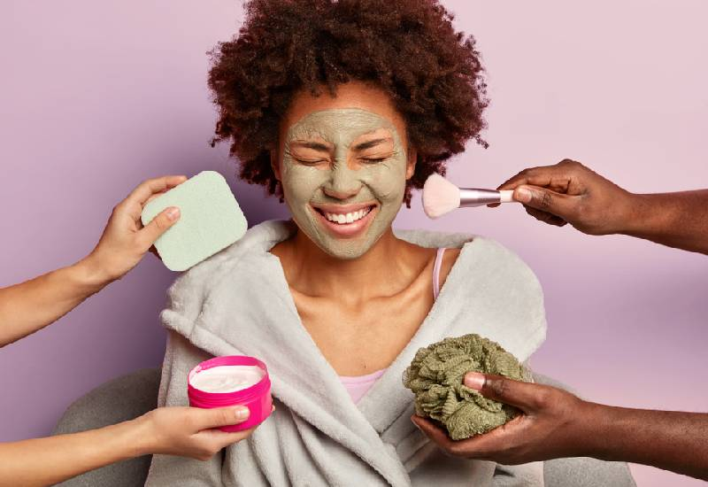 How to take care of your skin without using skincare products
