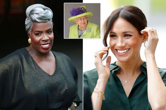 I worked with Meghan Markle on top secret project - then I got a letter from the Queen, Karen Gibson