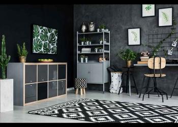Incorporate black in your decor