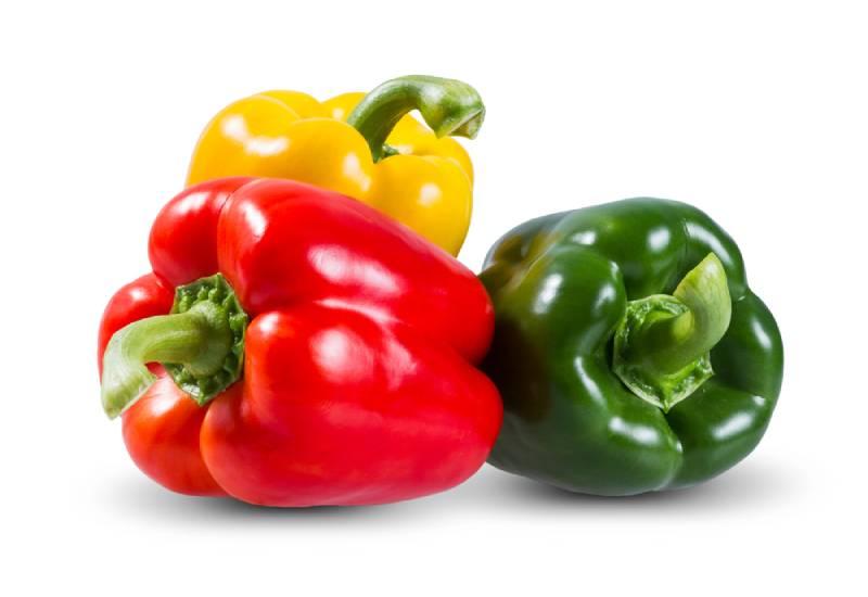 Ingredient of the week: Bell pepper