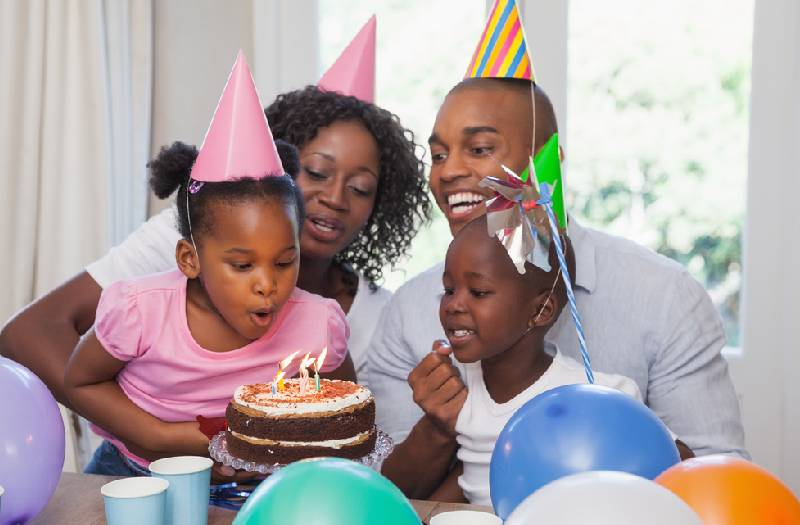 Interesting ideas for your kid's birthday during the coronavirus lockdown