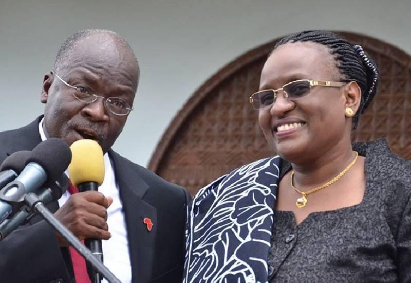 Meet Janeth Magufuli, Tanzania's fifth first lady