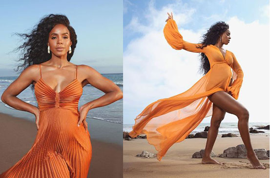 Kelly Rowland announces second pregnancy