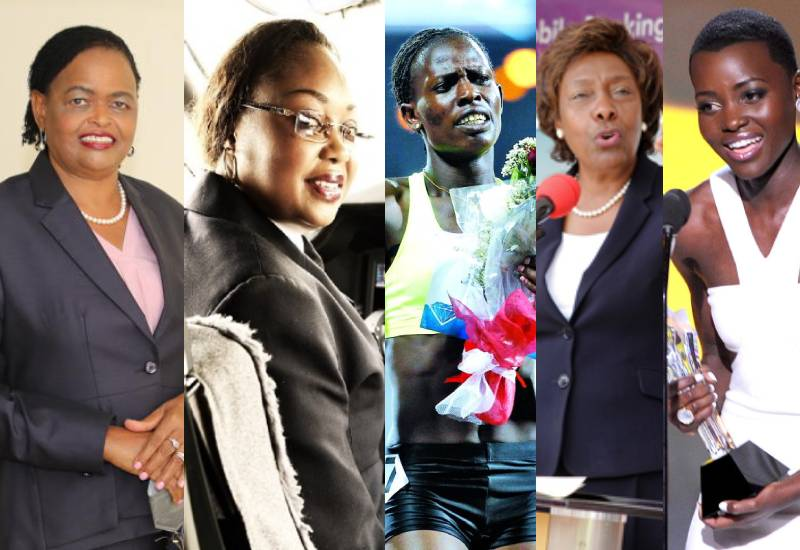 Kenyan women who shattered the glass ceiling