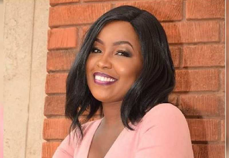 KTN News anchor Grace Kuria opens up on illness that left her unable to walk